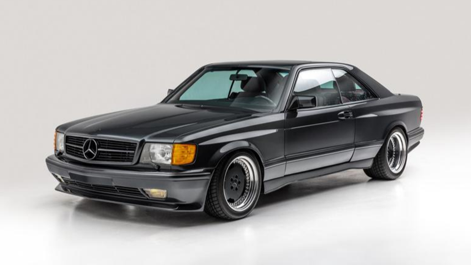 "1989 Mercedes-Benz 560 SEC ""Wide Body"" Coupe"