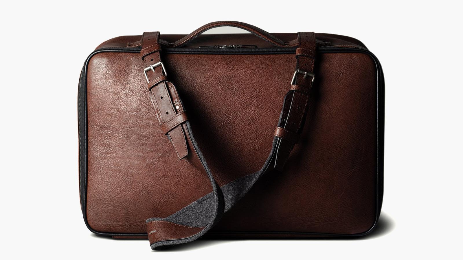 Hardgraft Carry On Suitcase