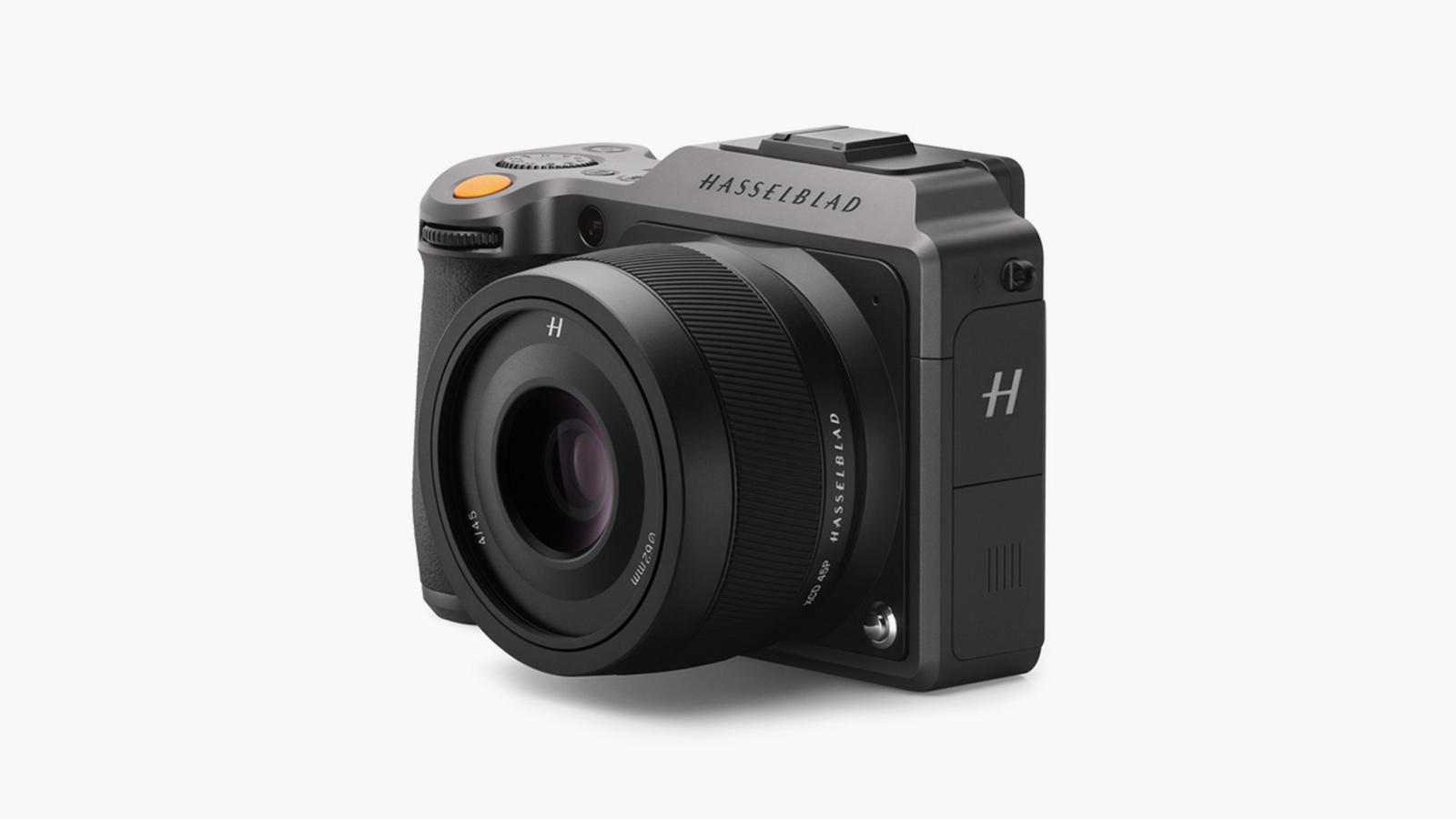 Hasselblad XCD 4/45P Lens