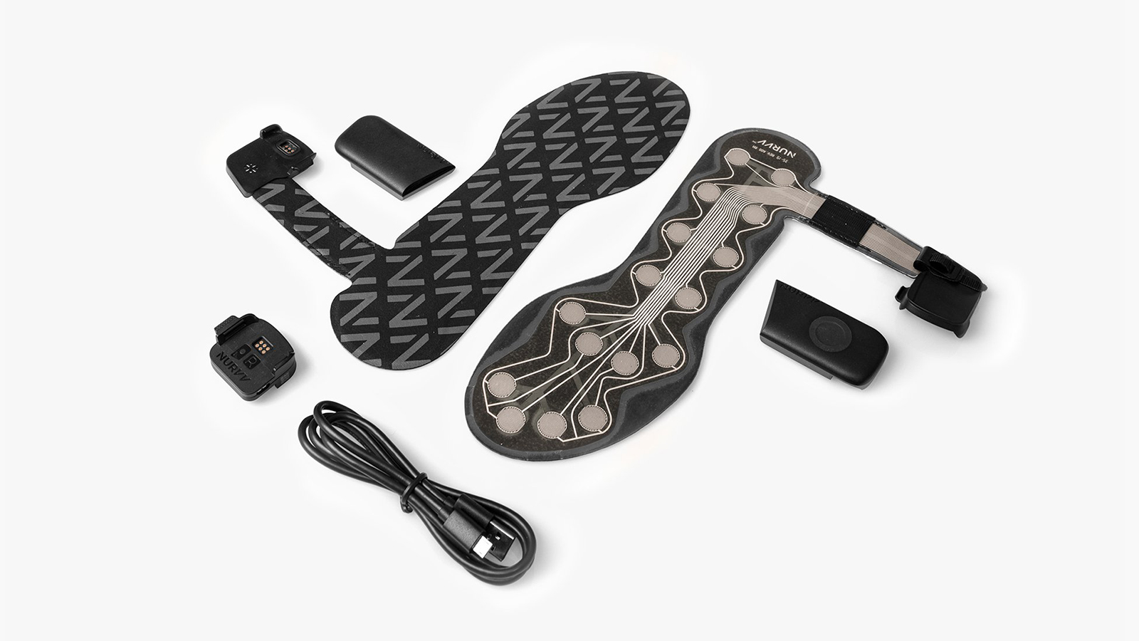 NURVV Smart Insoles and Trackers