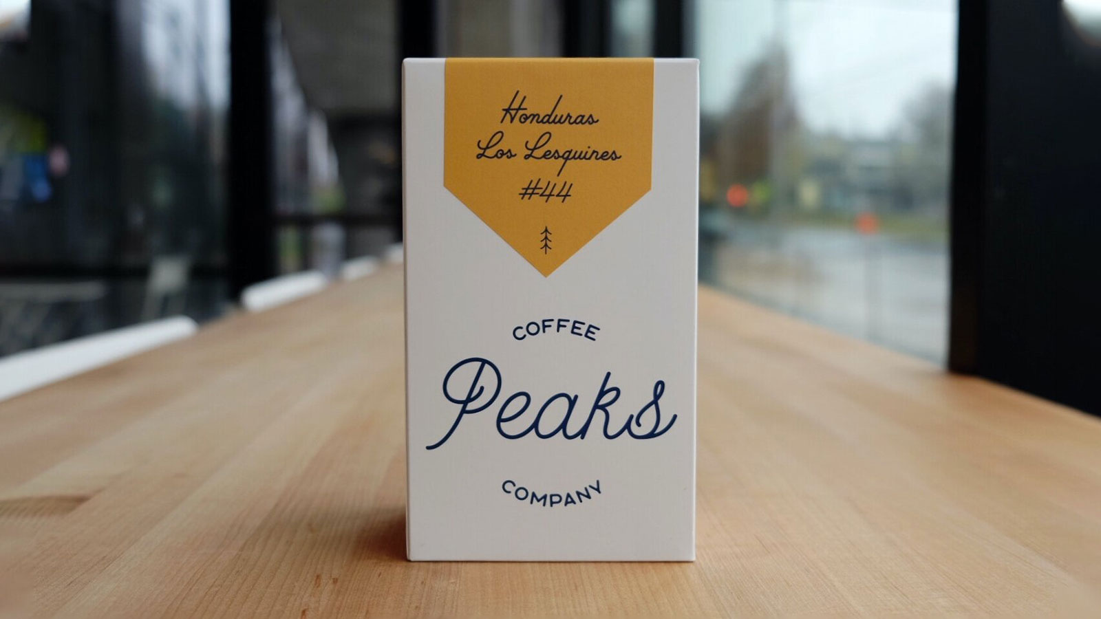 Peaks Coffee Co. Honduras Los Lesquines Coffee