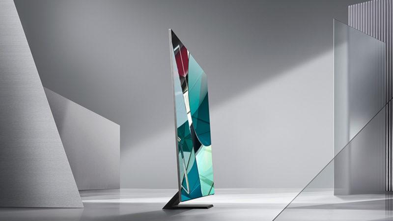 SamsungQLED 8K TV