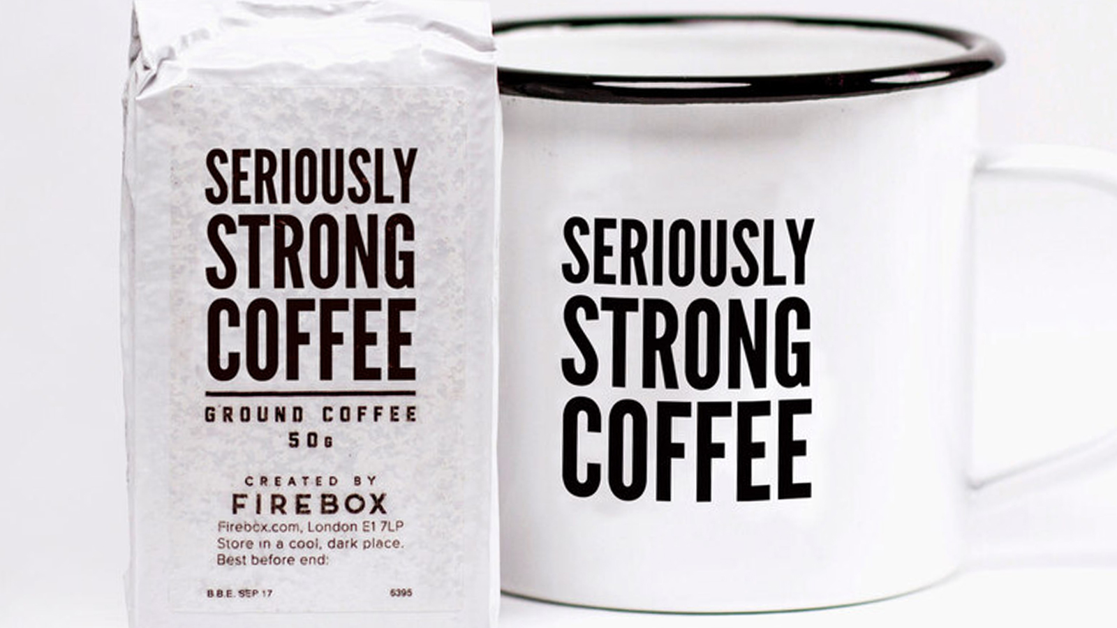 Seriously Strong Coffee kit