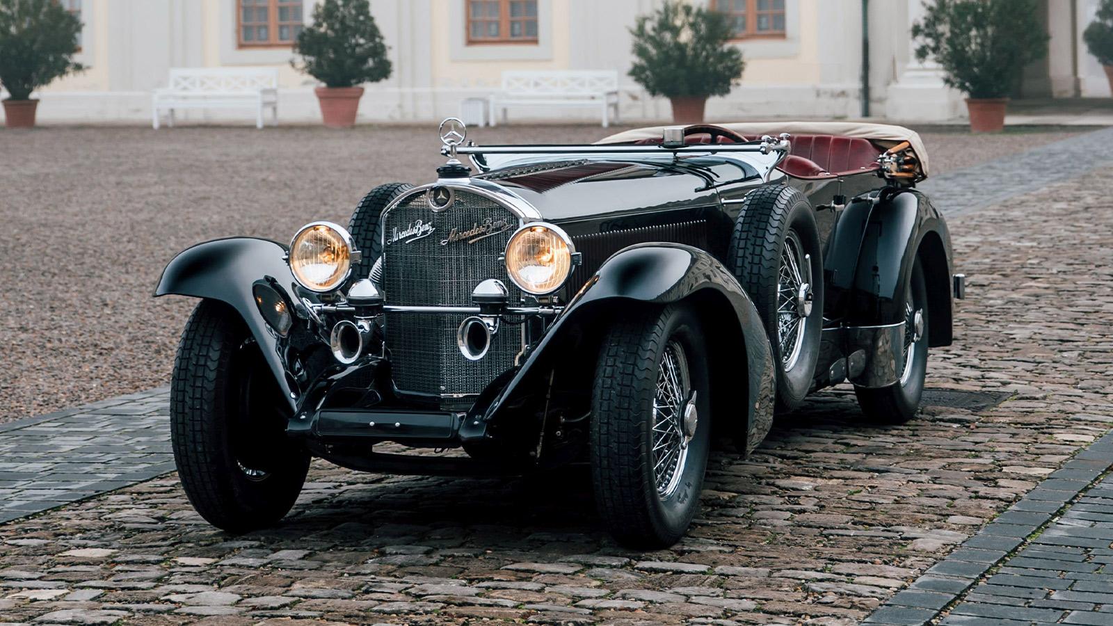 1929 Mercedes-Benz 710 SS Sport Tourer