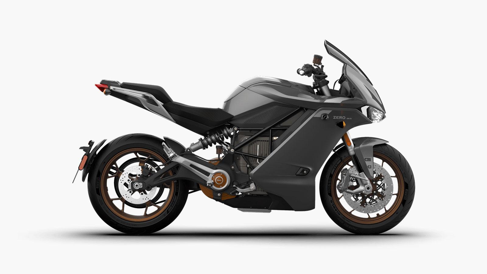 2020 Zero Motorcycles SR/S