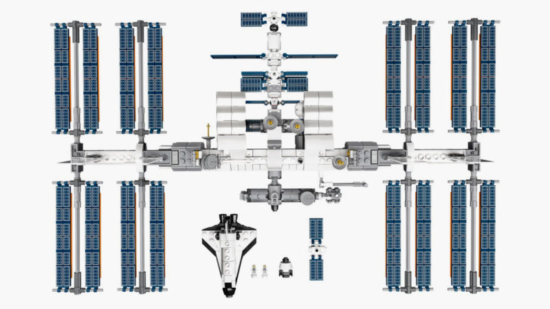 LEGO International Space Station