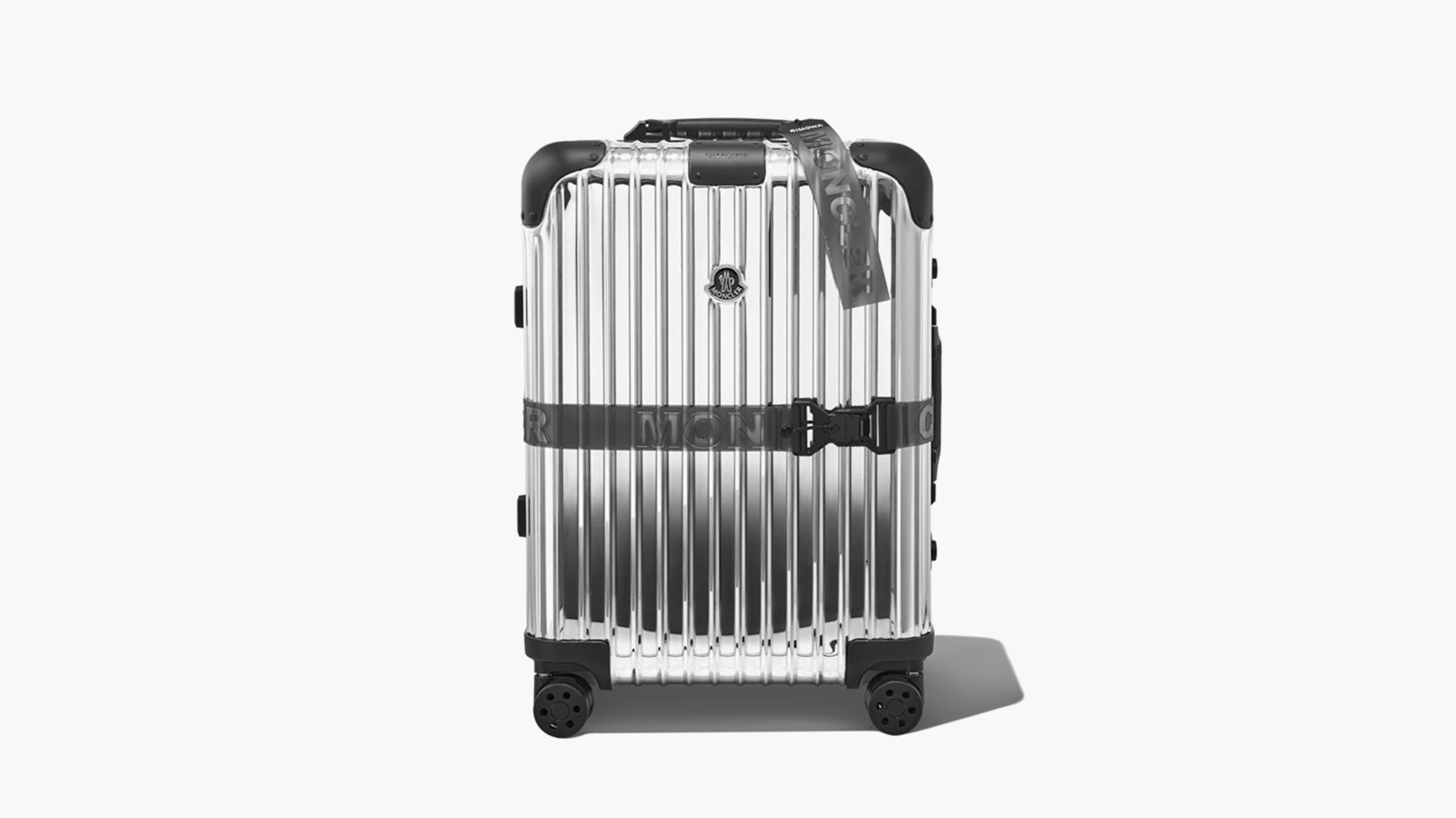 Moncler x RIMOWA Reflection Luggage Collection