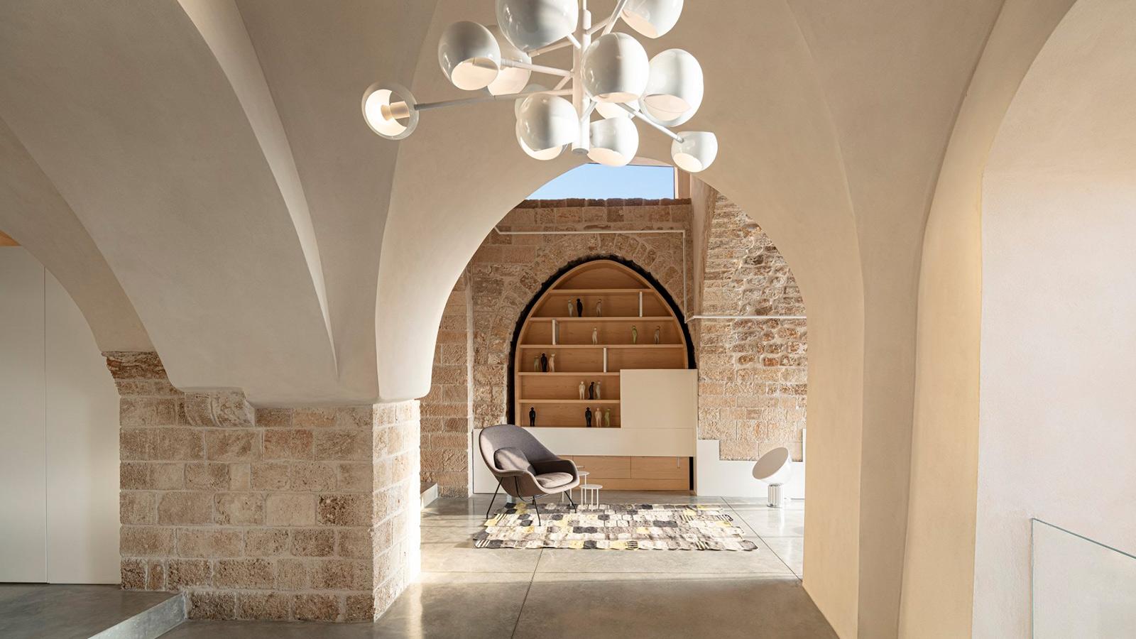 Old Jaffa House 4 by Pitsou Kedem Architects