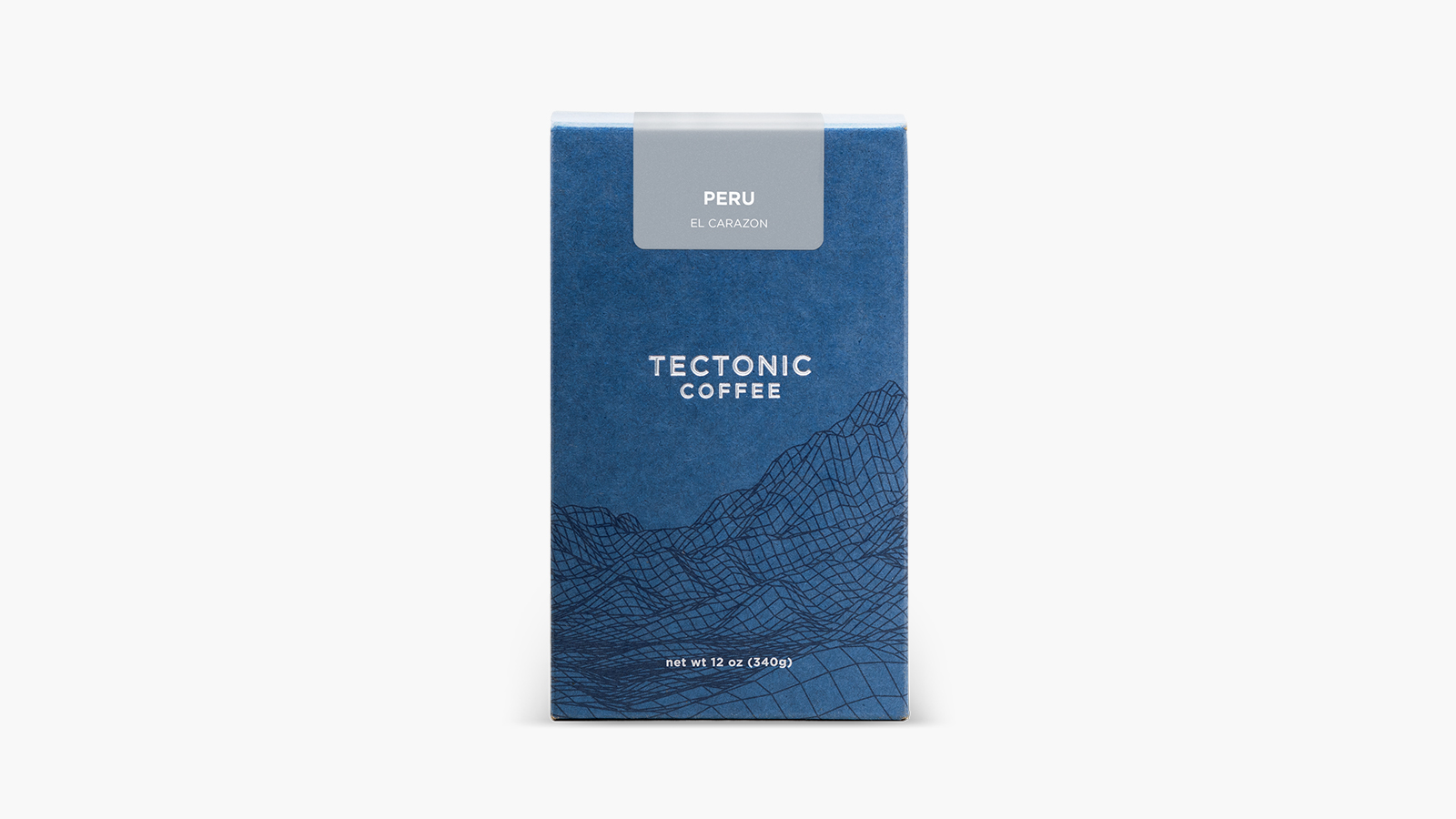 Tectonic Coffee Peru El Carazon