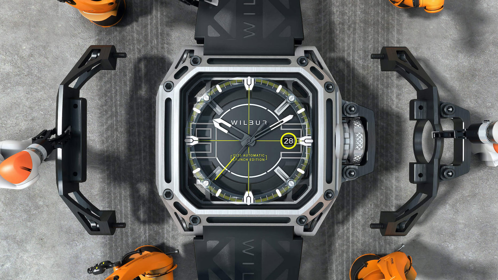 Wilbur 2020 Automatic Launch Edition