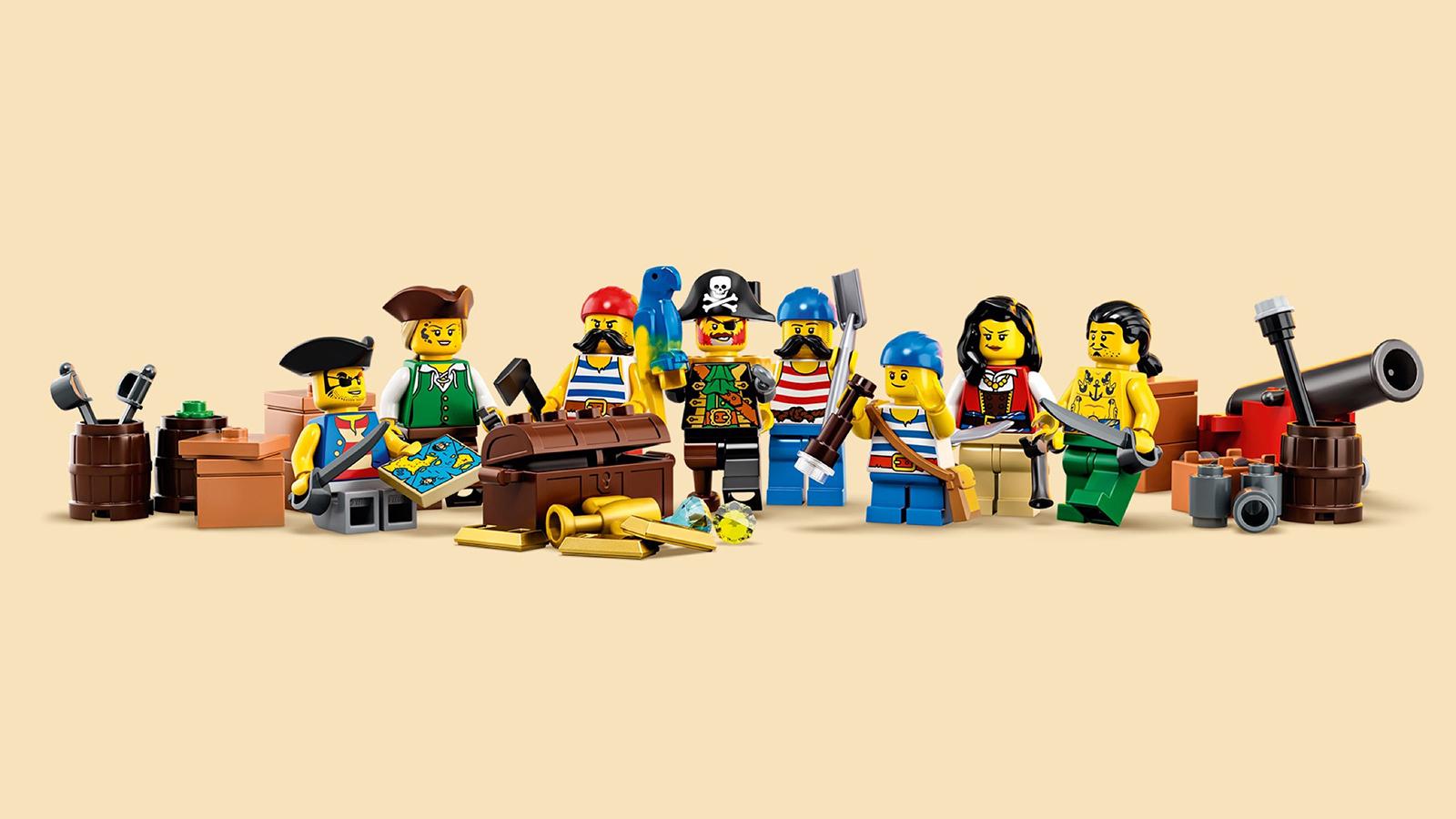 LEGO Pirates of Barracuda Bay