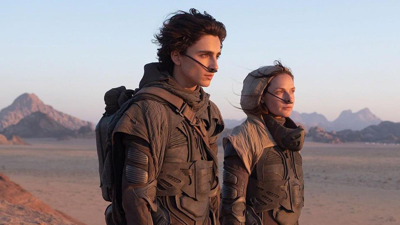 'Dune' Images Revealed