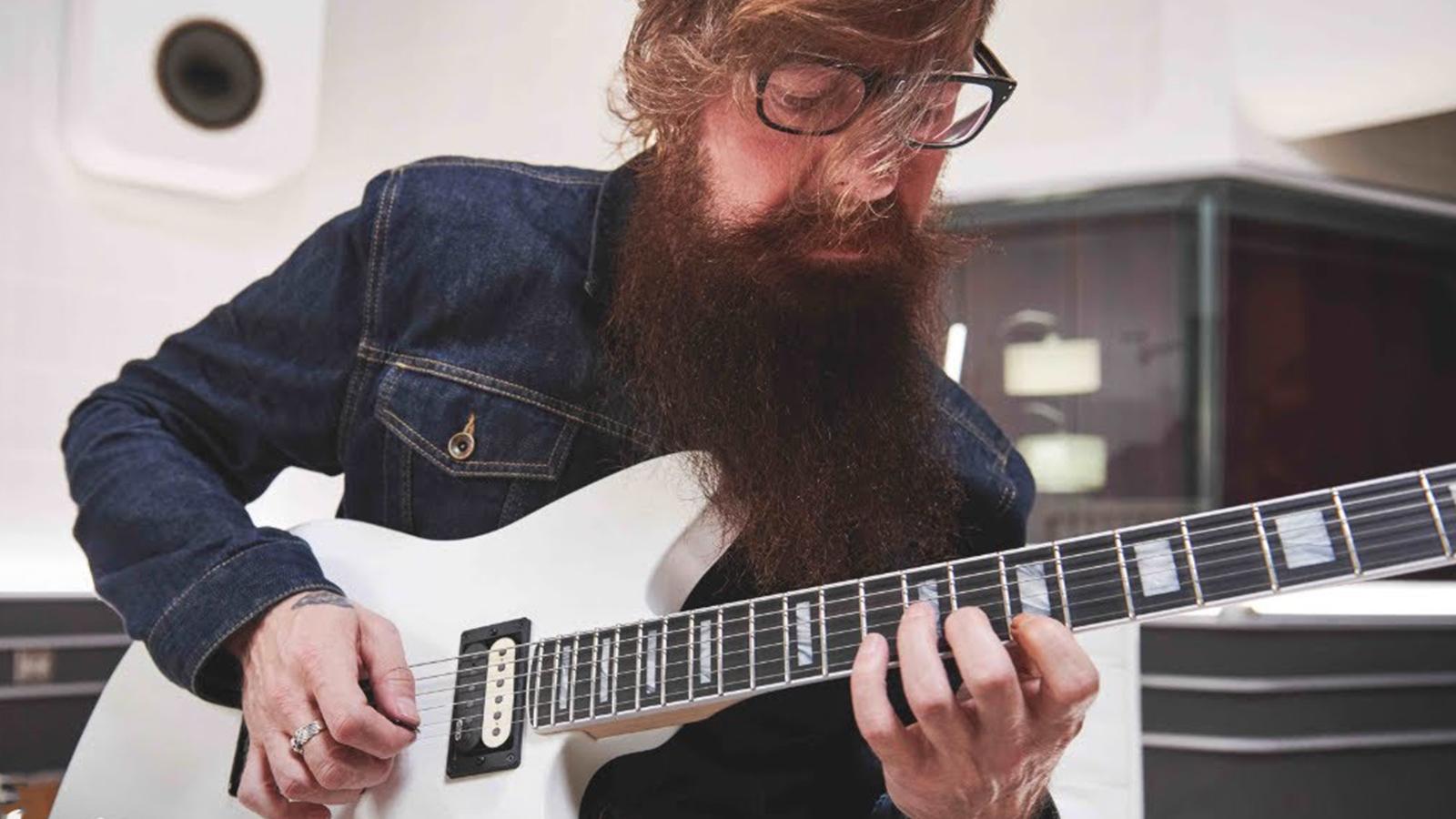 Fender Jim Root Jazzmaster V4