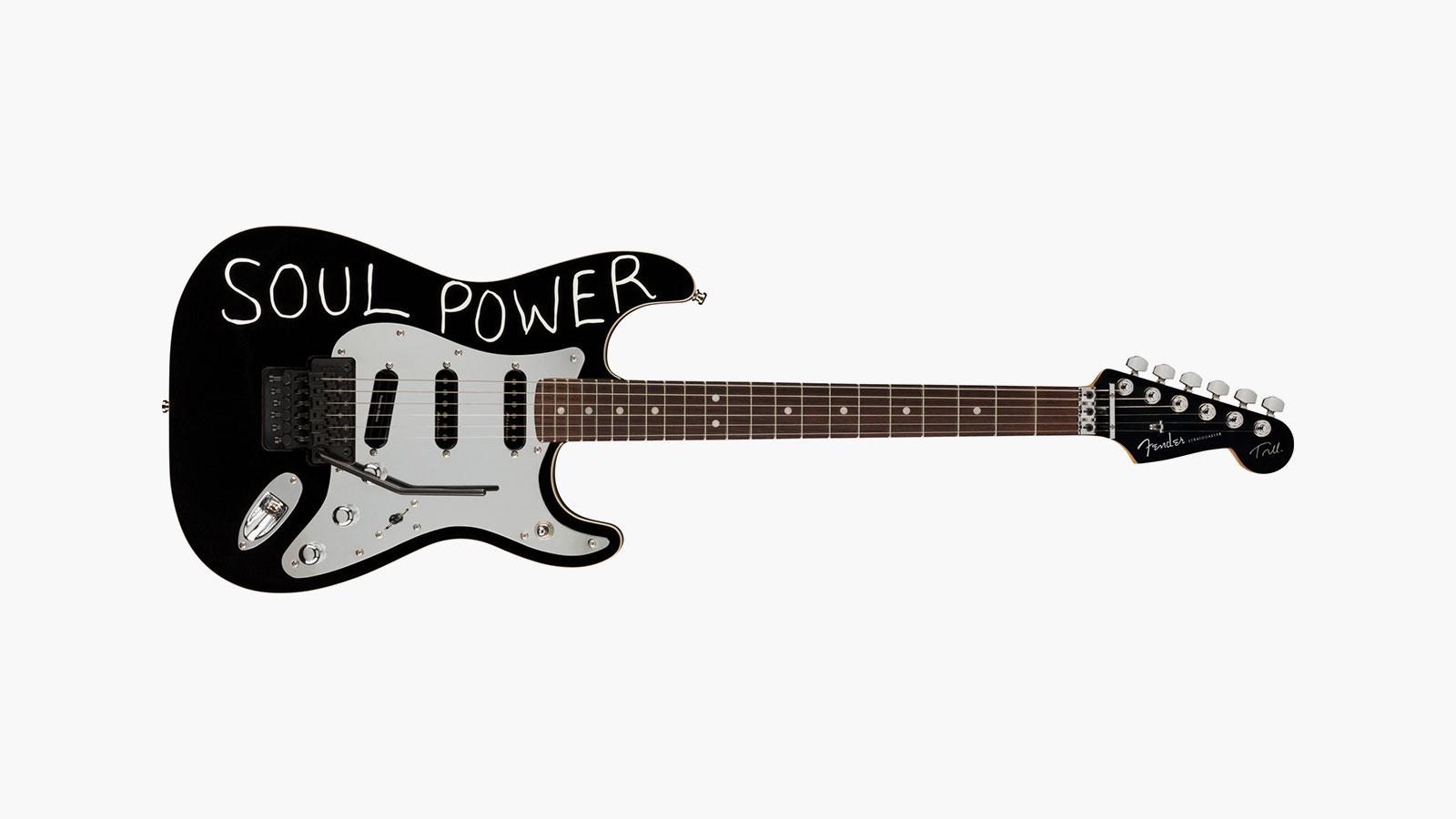 Fender Tom Morello Stratocaster