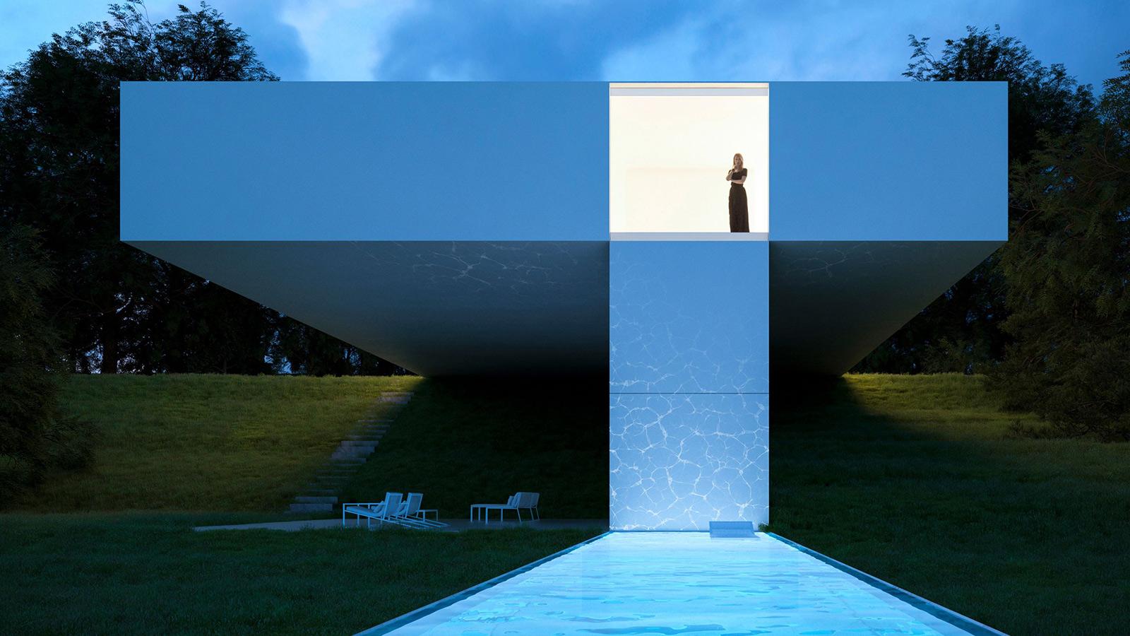House in Benahavis by Fran Silvestre Arquitectos