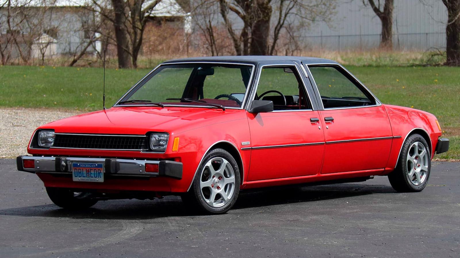 1981 Dodge Double Header Custom