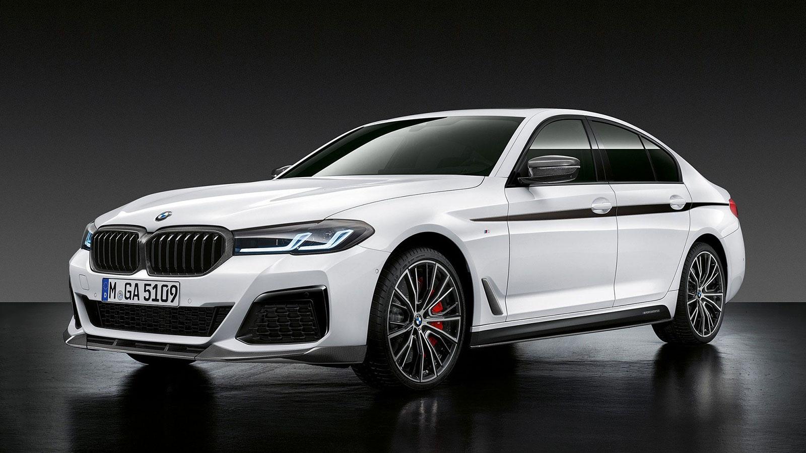 2021 BMW 550I Reviews