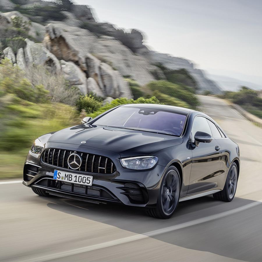 2021 Mercedes-AMG E53 Coupe