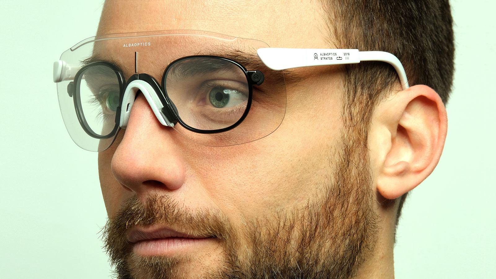 ALBA Optics Optical Clip