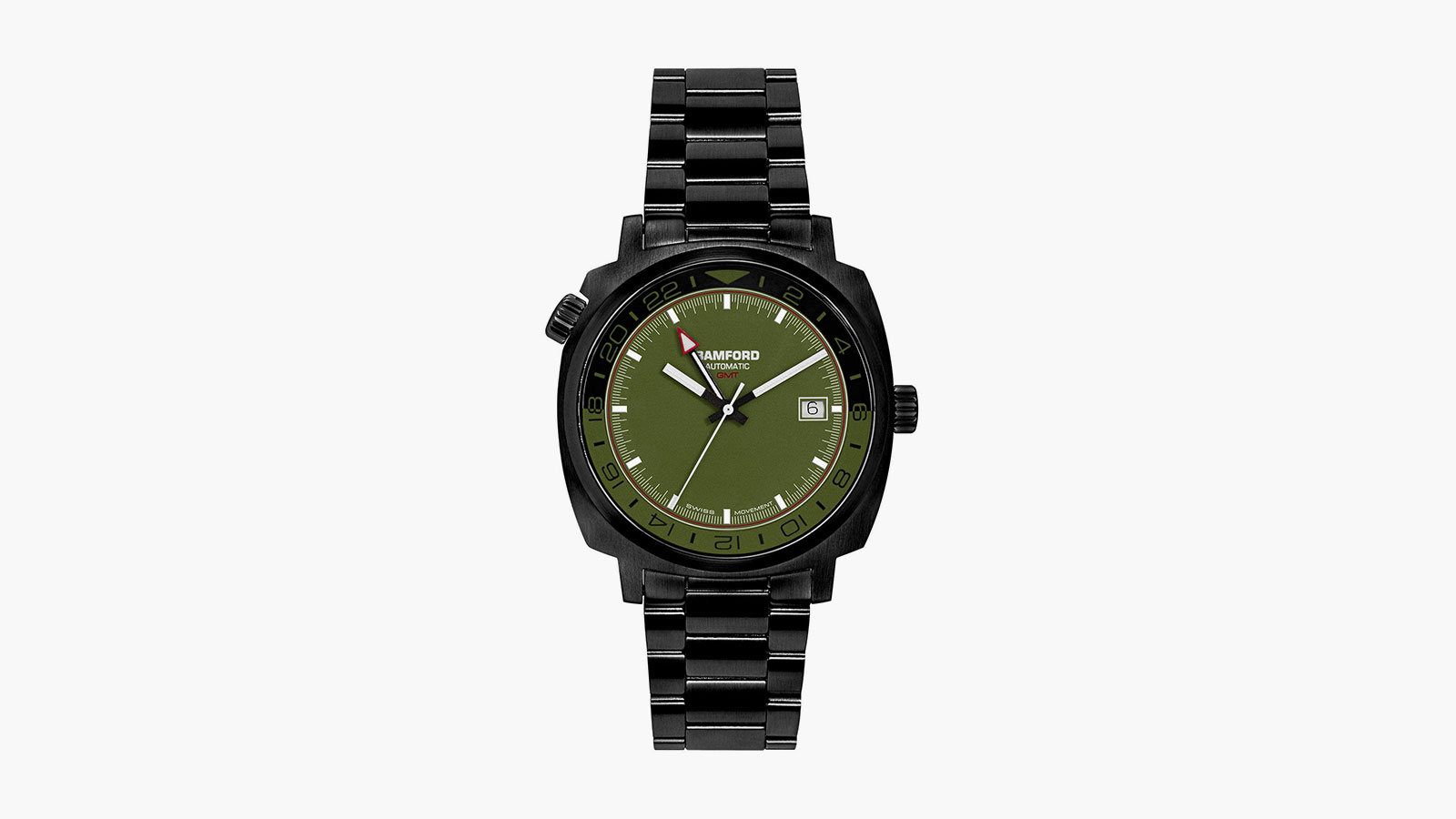 Bamford Commando GMT