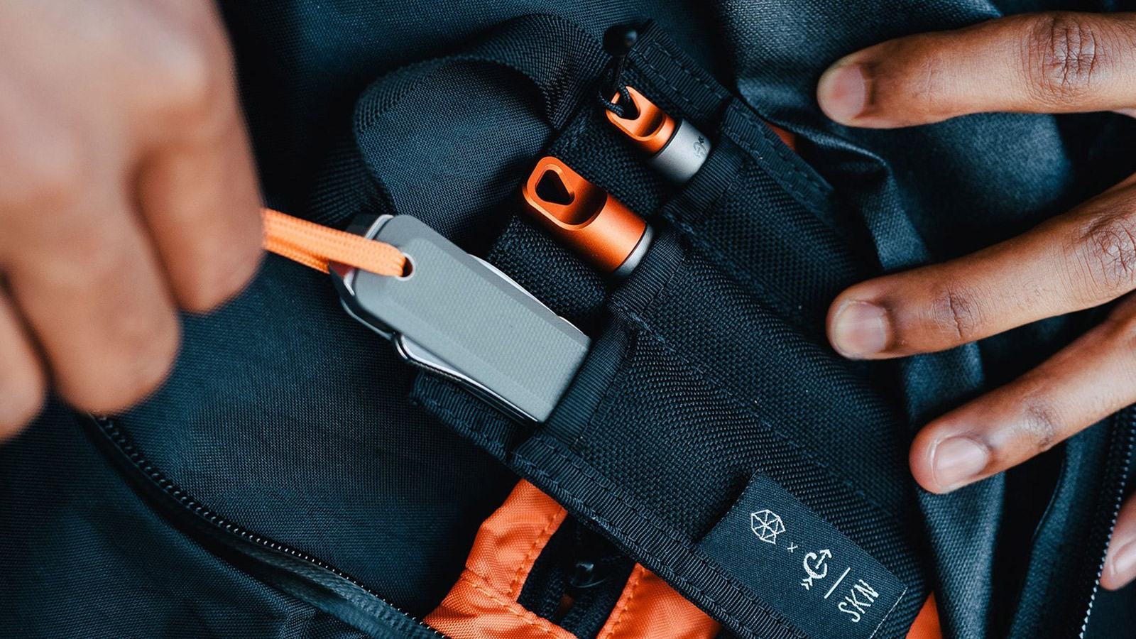 James Brand × Carryology Rover Capsule