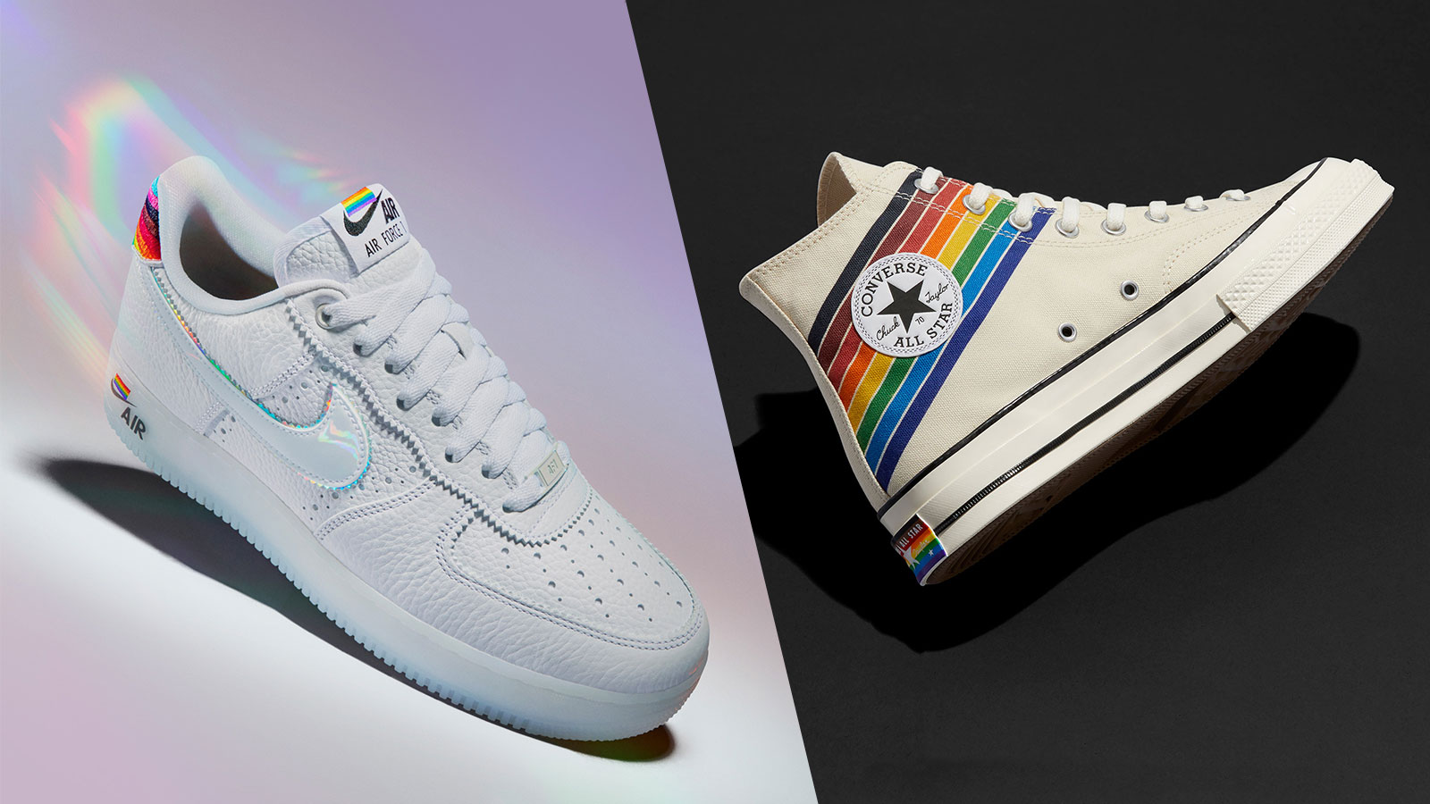 Nike BeTrue and the Converse Pride Footwear 2020 Collections