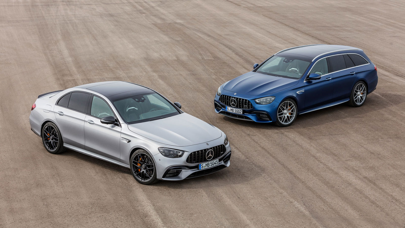 2021 Mercedes-AMG E 63 S Sedan & Wagon