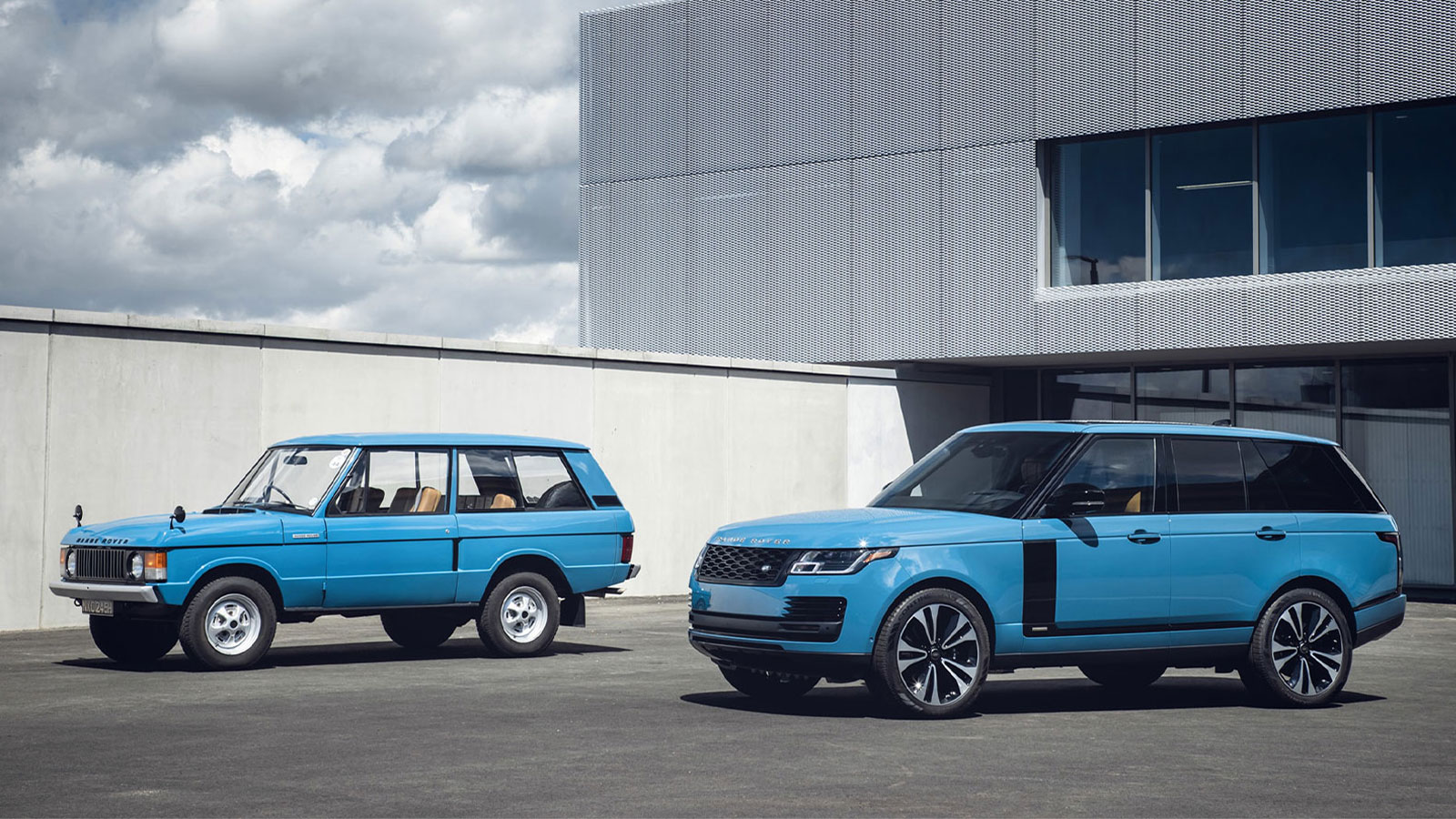 2021 Range Rover Fifty