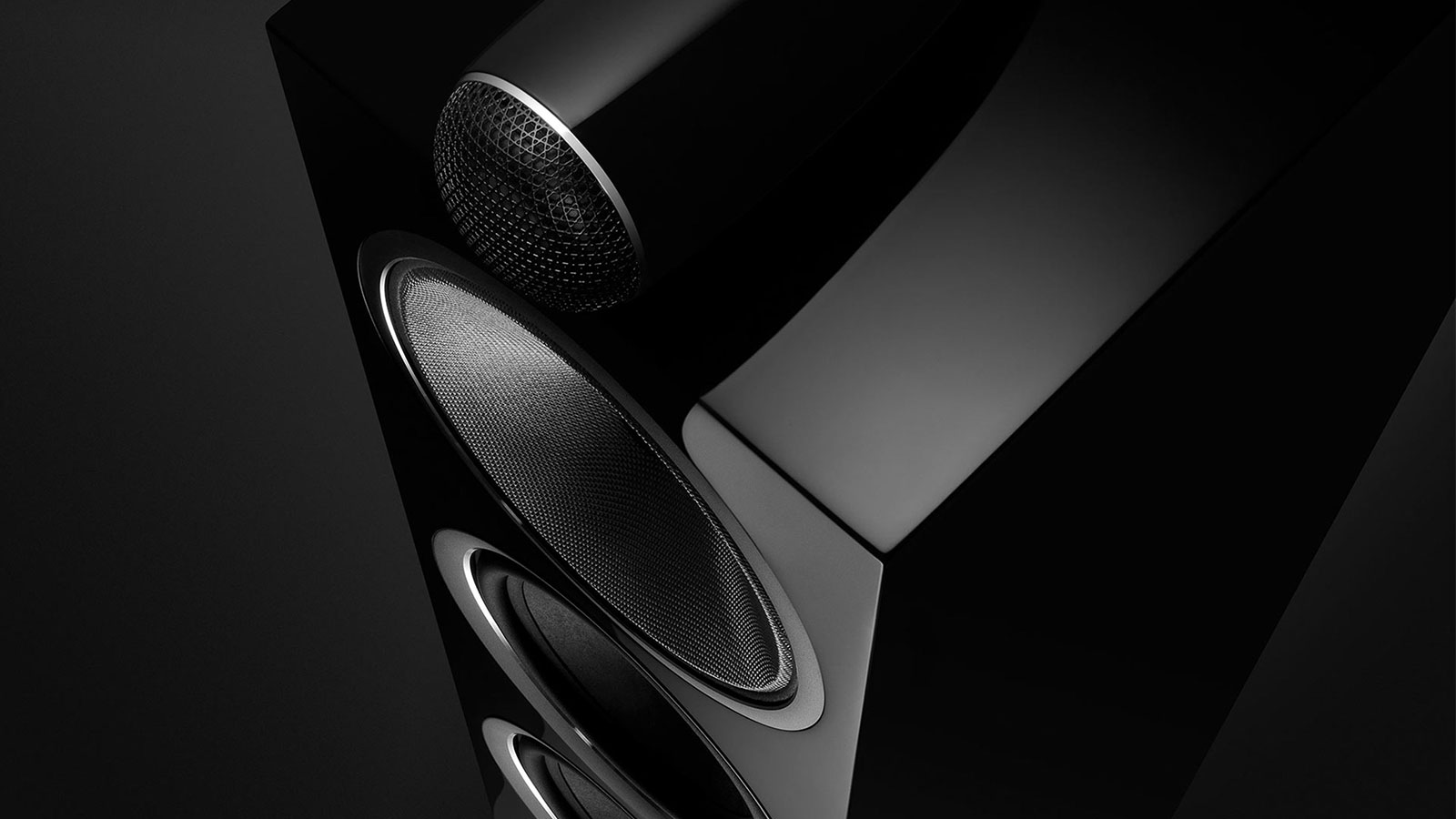 Bowers & Wilkins 705 and 702 Speakers