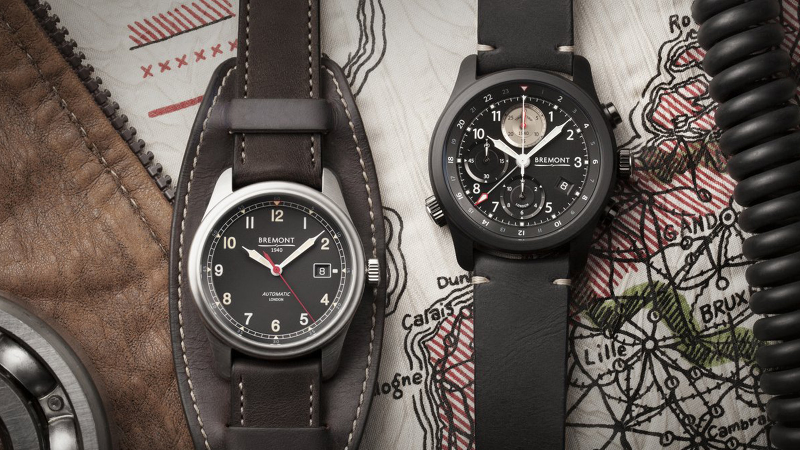 Bremont Battle of Britain Collection