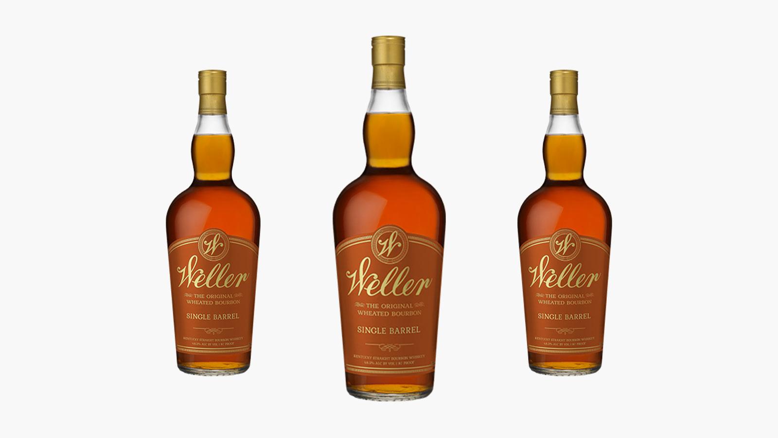 Buffalo Trace W.L. Weller Single Barrel Bourbon