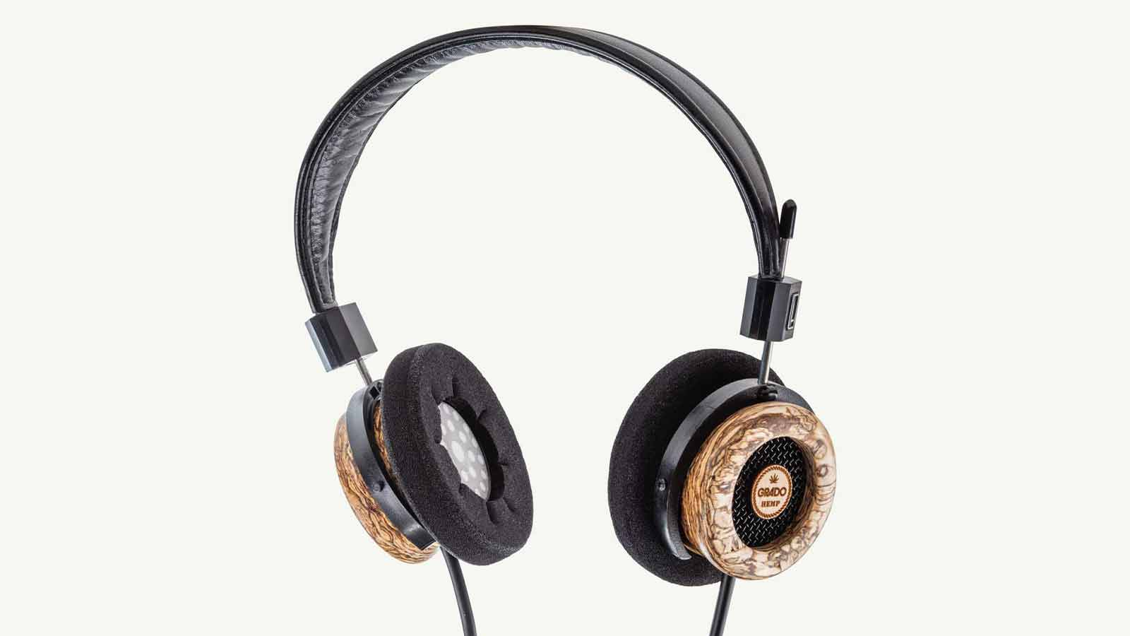 Grado Hemp Headphone Limited Edition