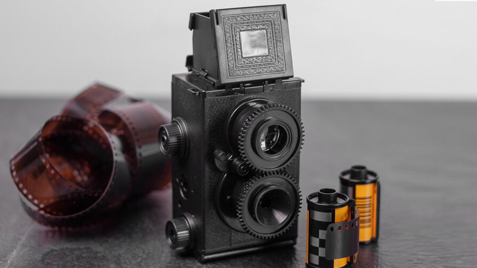 Haynes Classic Camera Making Kit