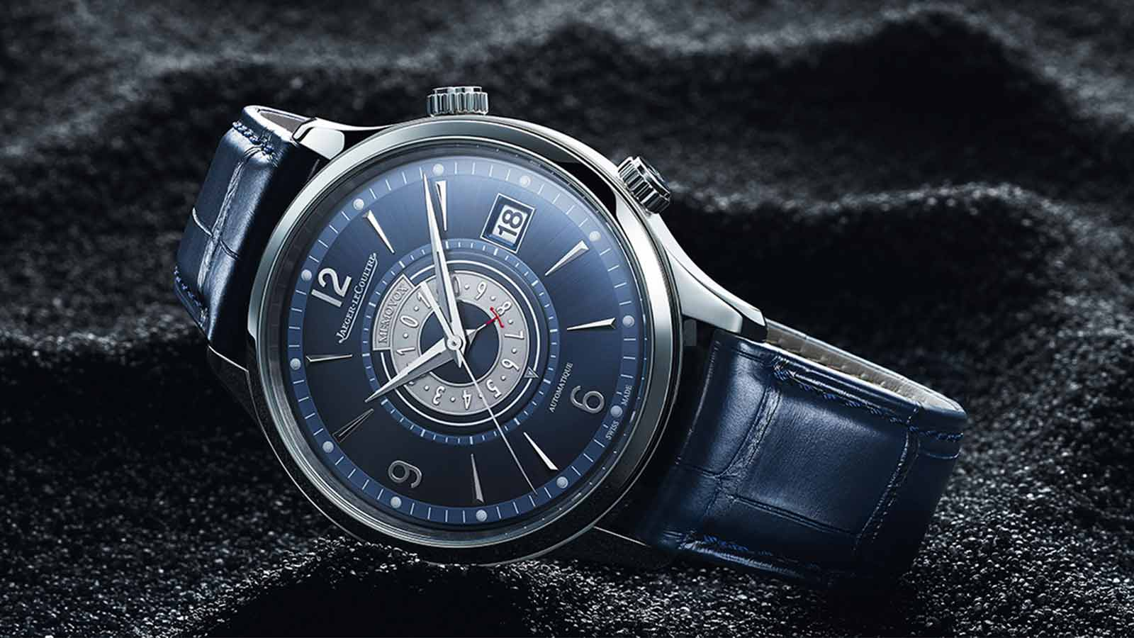 Jaeger-LeCoultre Master Control Memovox Watches