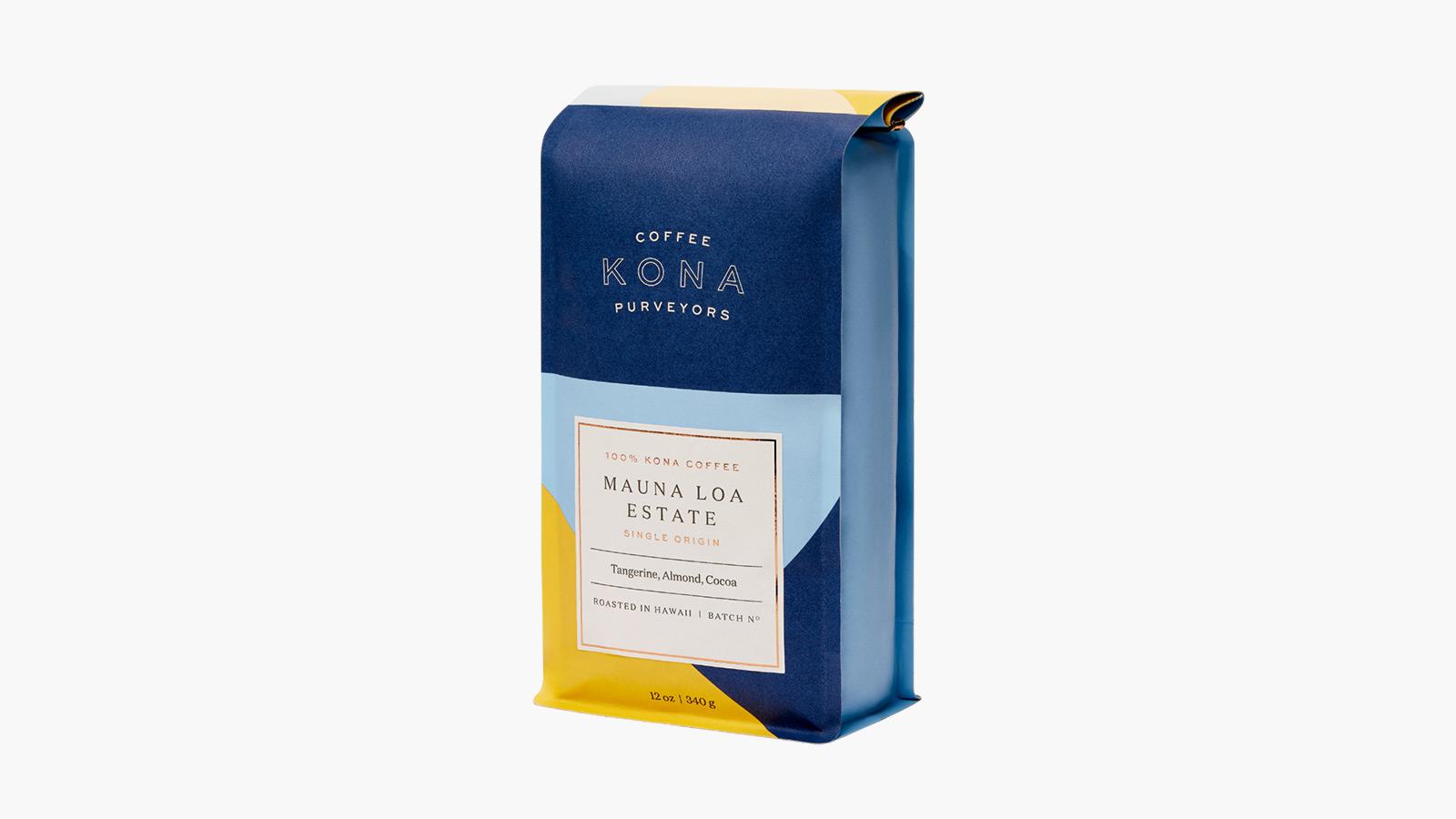 Kona Coffee Mauna Loa Estate
