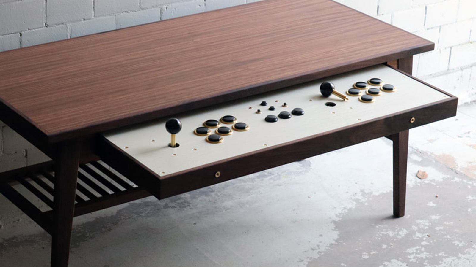 Love Hulten Arcade Coffee Table