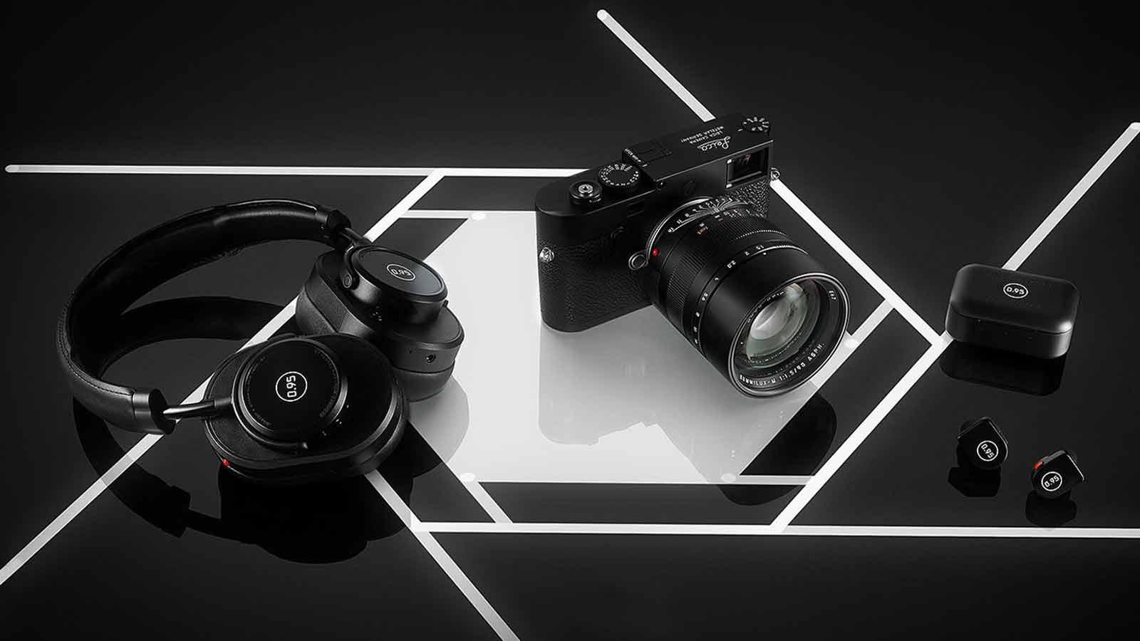 Master & Dynamic x Leica 0.95 Collaboration