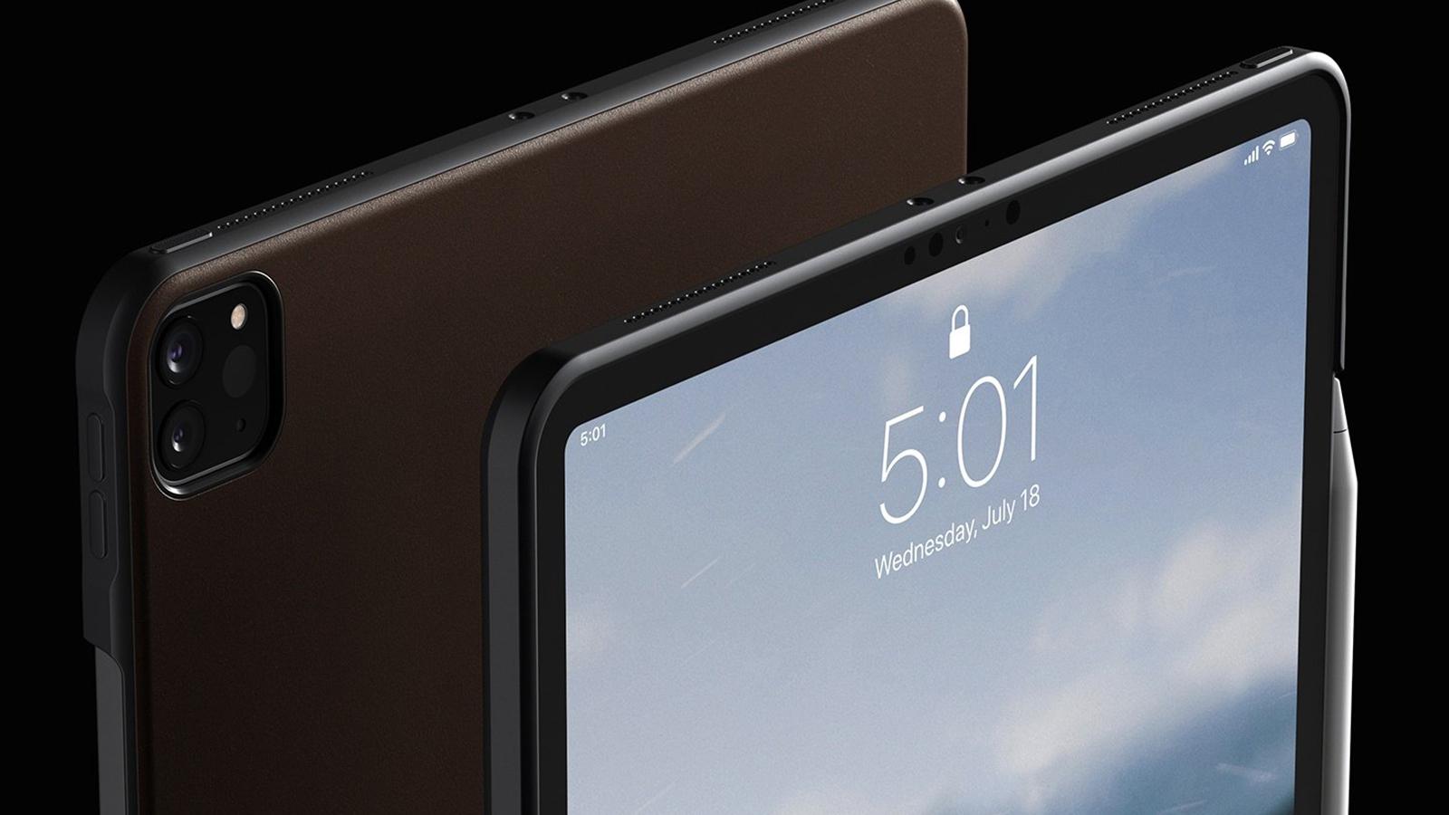 Nomad Horween Leather iPad Pro Cases & Folios