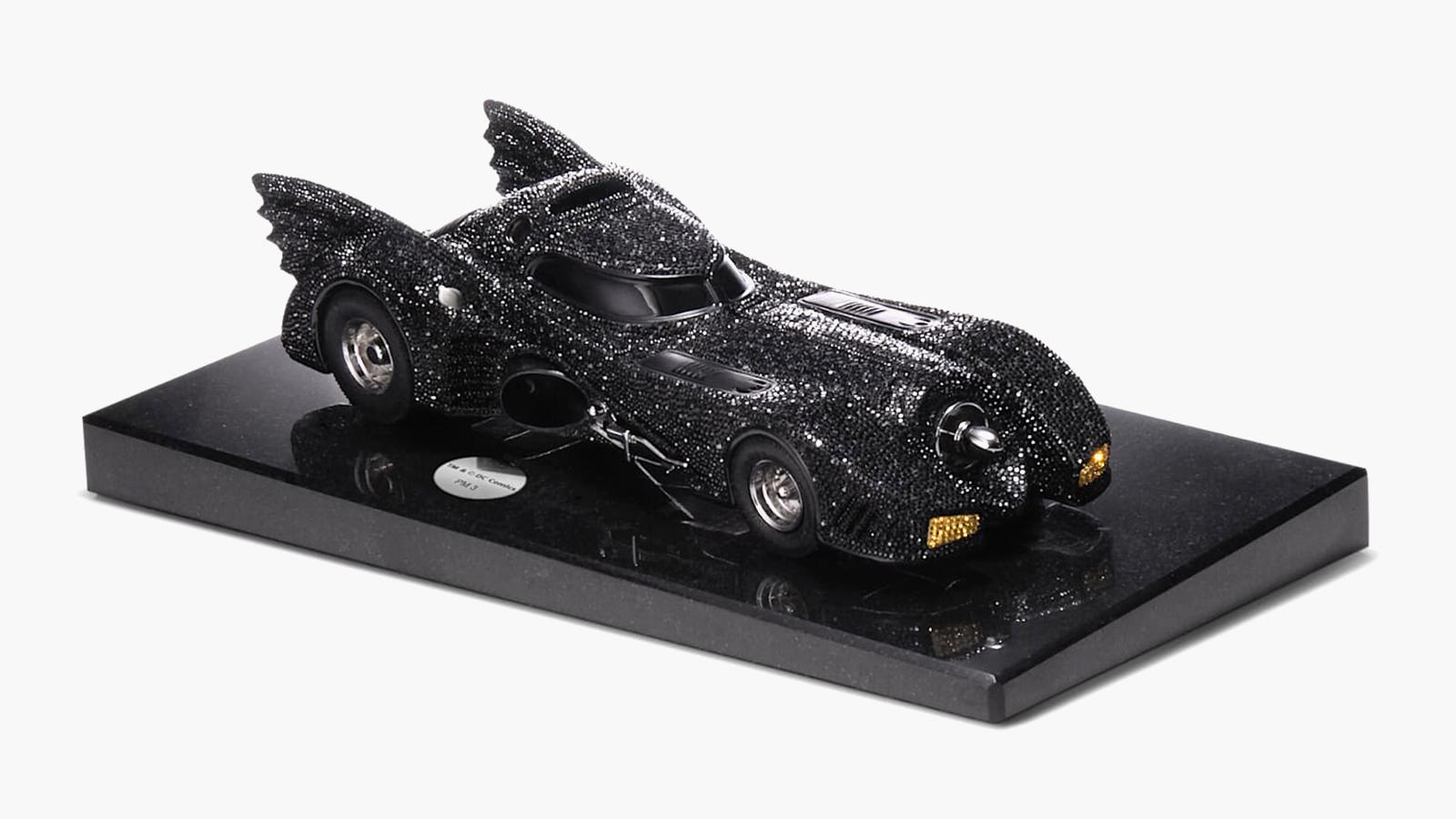 Swarovski Batmobile Limited Edition