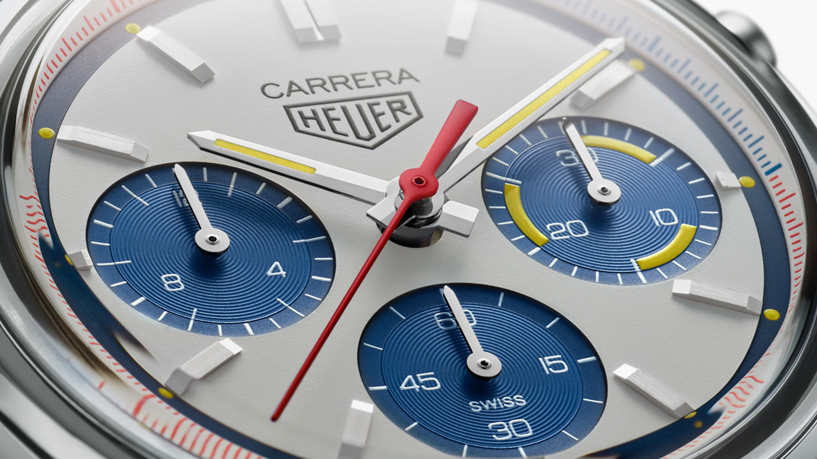 TAG Heuer Carrera Montreal 160th Anniversary Limited Edition