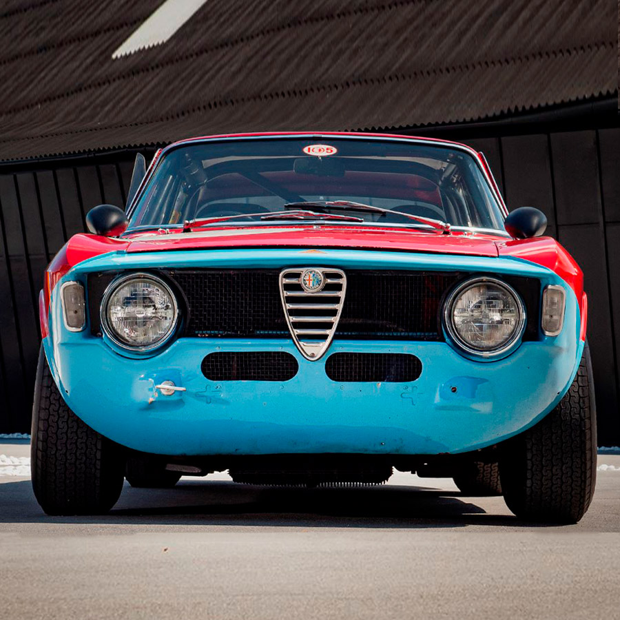 1965 Alfa Romeo 1600 GTA Autodelta