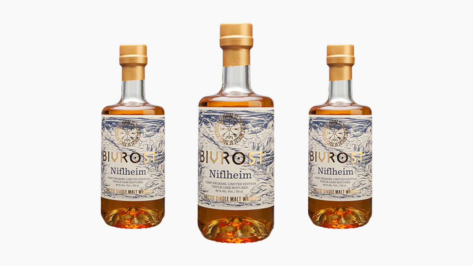 BivrostNiflheim Single Malt Whisky