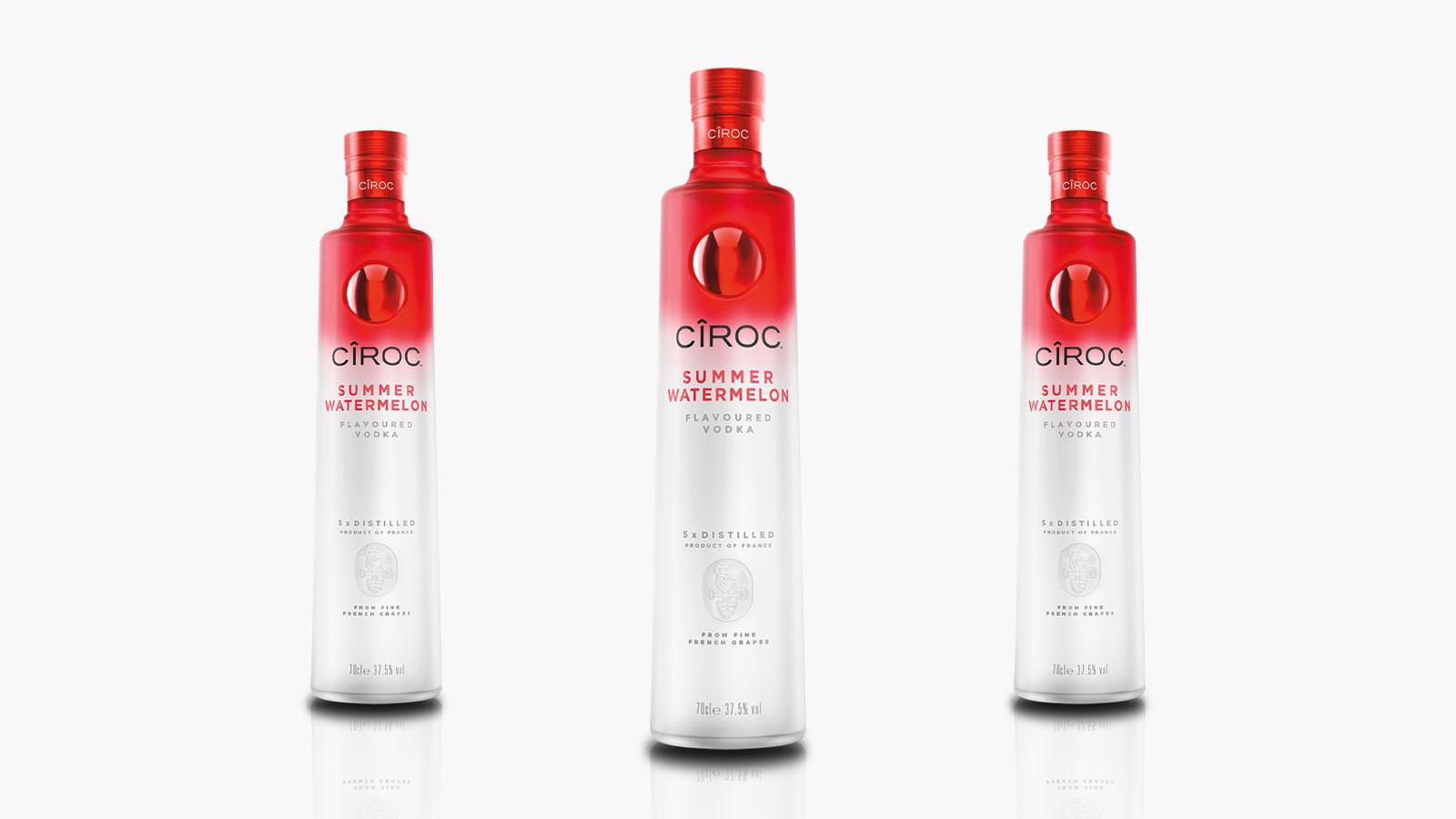 CÎROC Summer Watermelon Vodka Limited Edition