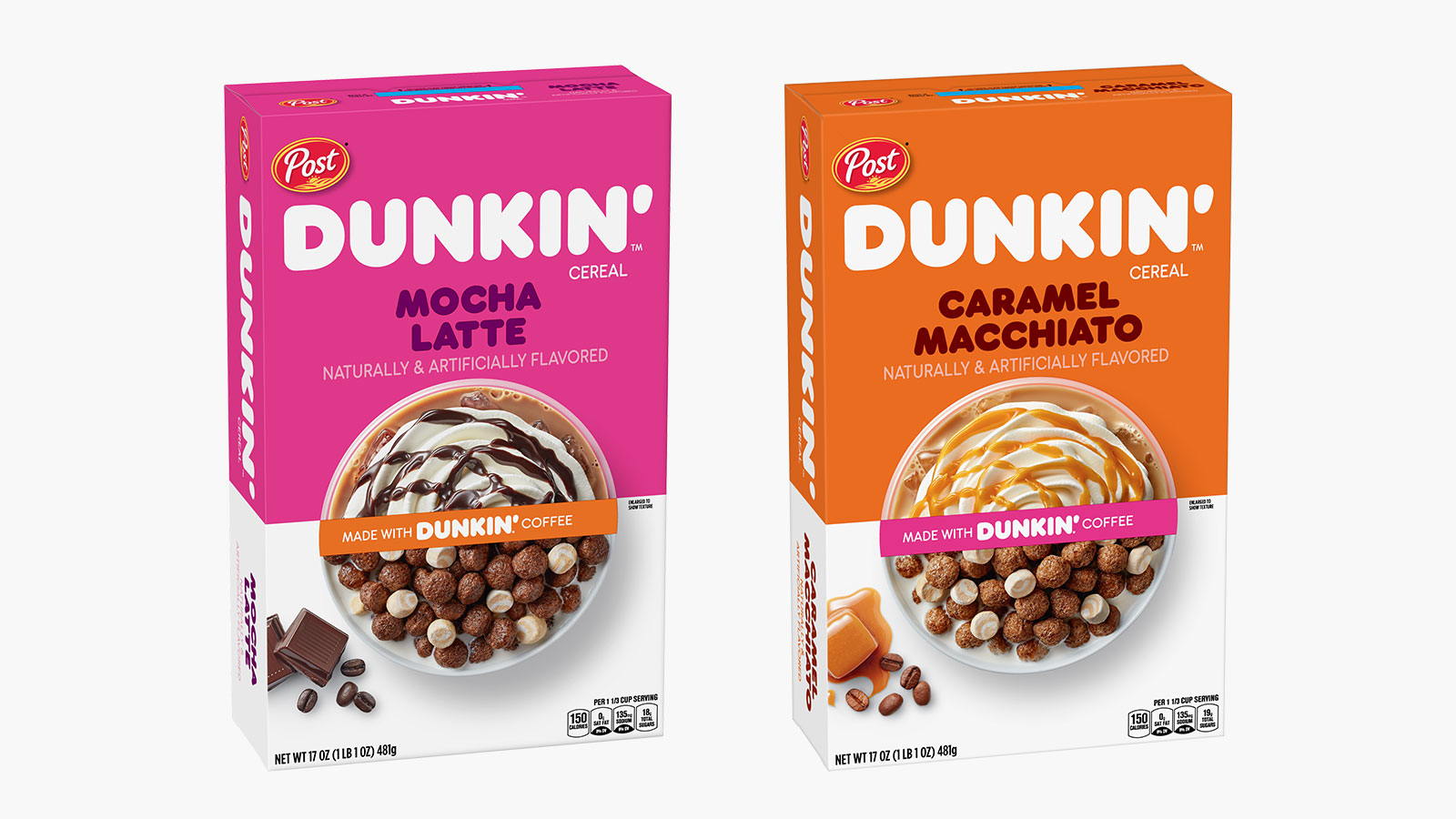 Dunkin x Post Cereal
