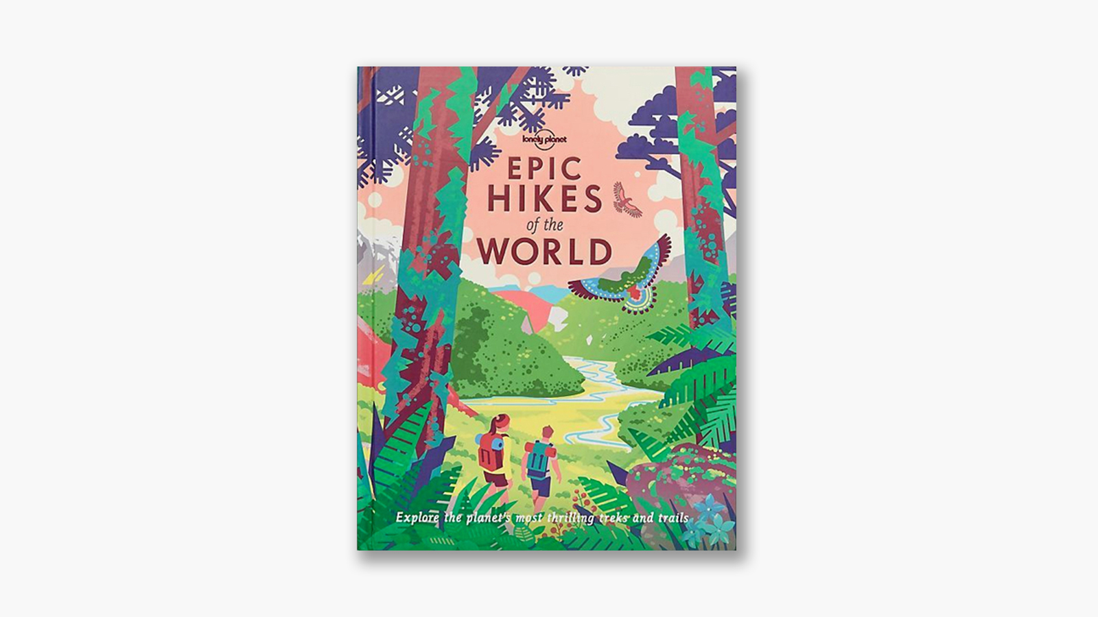 'Epic Hikes of the World' by Lonely Planet