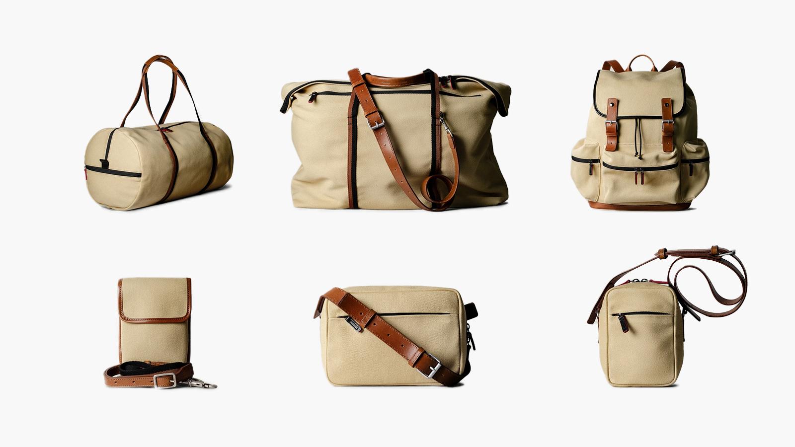 Hardgraft Canvas Bag Collection