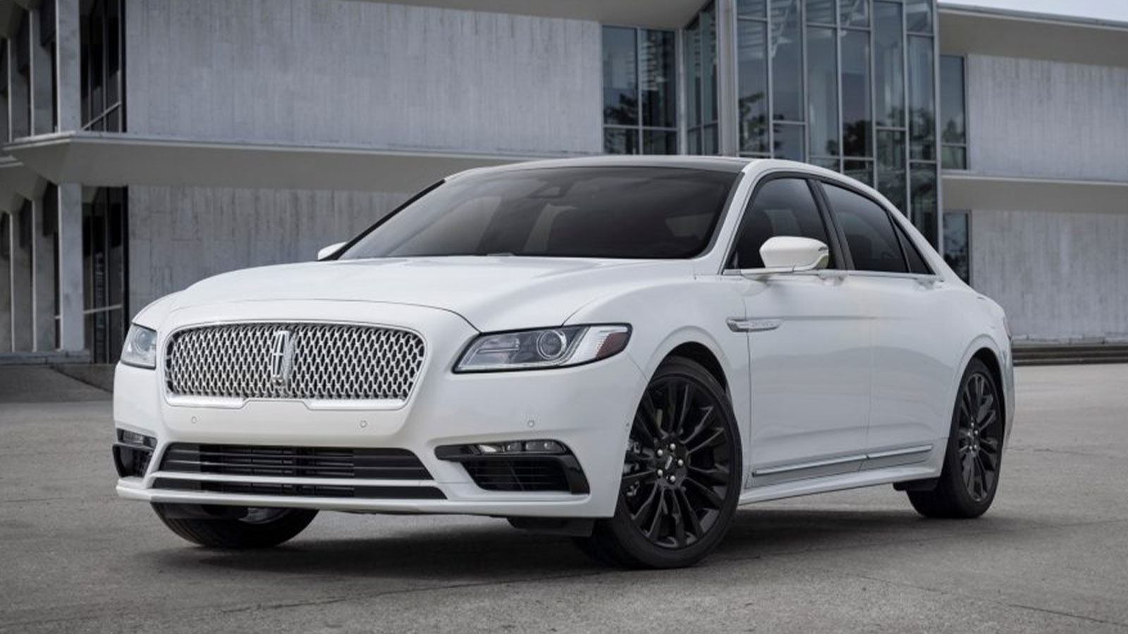 Lincoln Is Killing The Continental, Its Last Car
