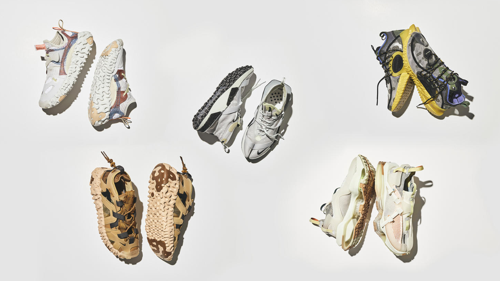 Nike ISPA 2020 Sneaker Collection