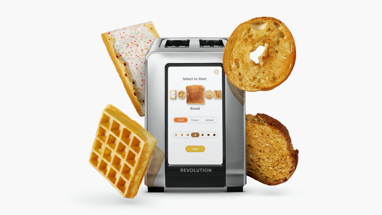 Revolution Cooking R180