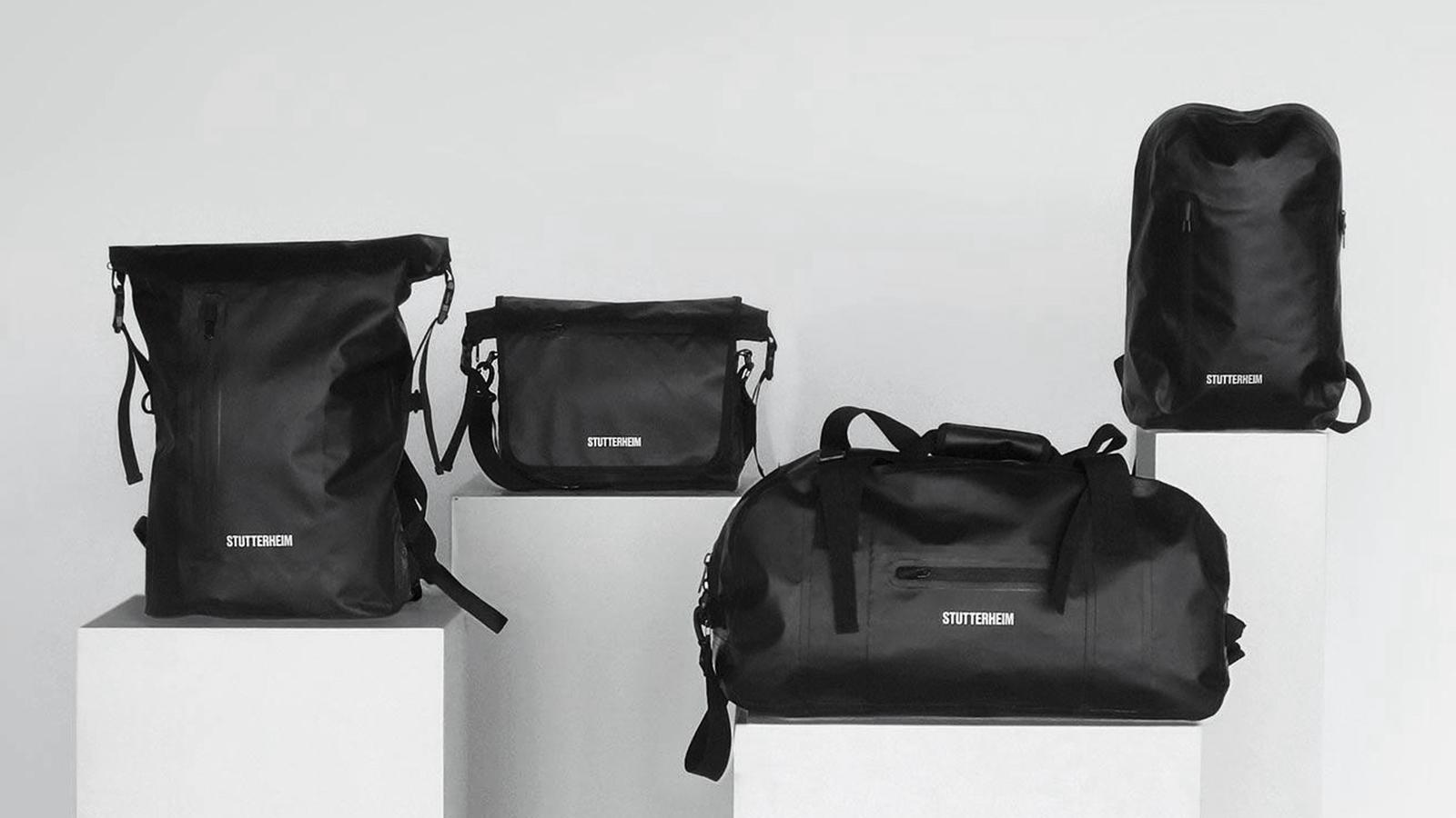 Stutterheim Water-Resistant Bags